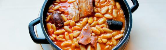 Fabada asturienne un plat pour supporter le froid plus supportable