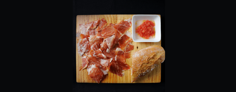 Serrano ham, easy recipes, delicious for any time