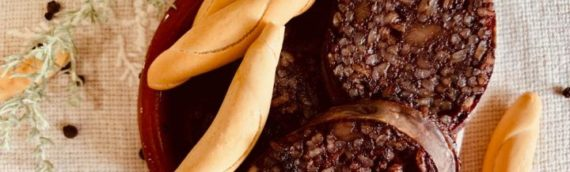 Sotopalacios Blutwurst eine sehr spanische Wurst