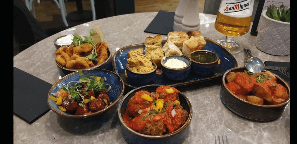 el nido restaurante español liverpool