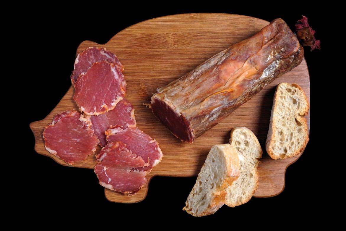 El Lomo Embuchado La Delicia De Los Embutidos Gastronomic Spain