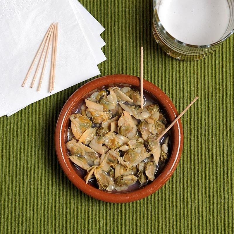 Las almejas y 4 recetas diferentes para sorprender a tus invitados