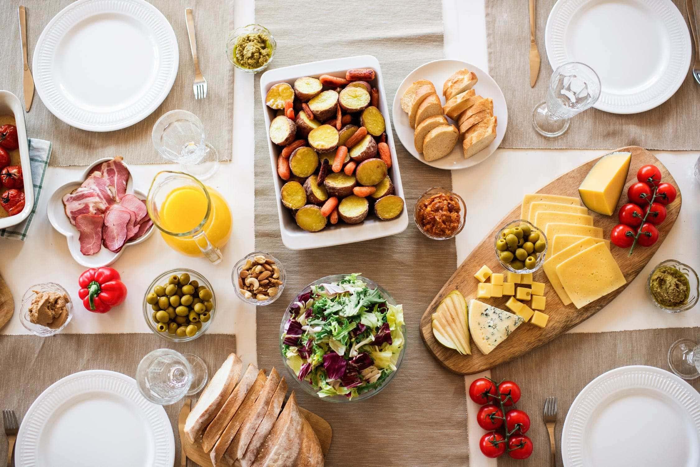 4 platos típicos de España disponibles en Gastronomic Spain