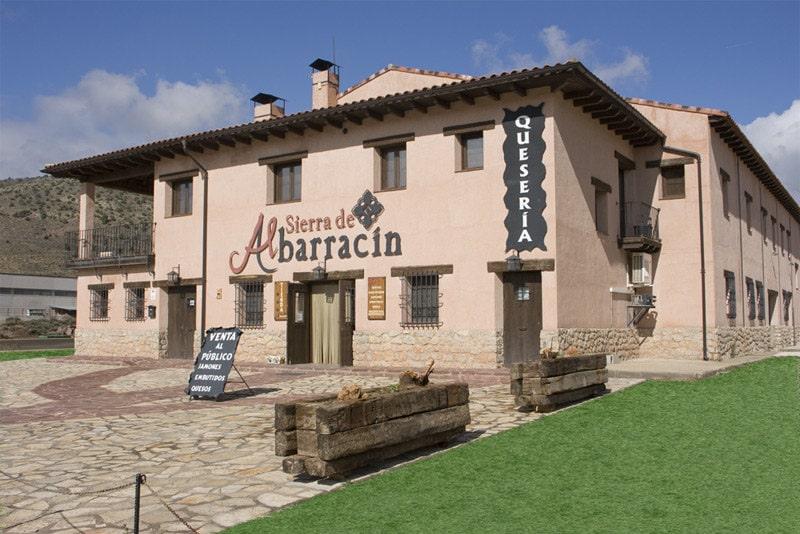 quesería de Albarracín